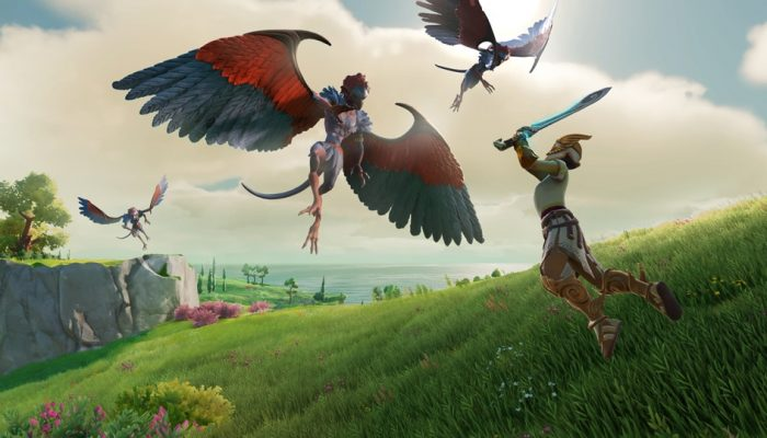 Ubisoft: 'Gods & Monsters Challenges Players to Save the Greek Gods On February 25 – E3 2019'