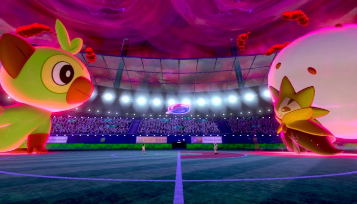 Pokémon Sword & Shield: 'Pokémon become huge with the Dynamax phenomenon'