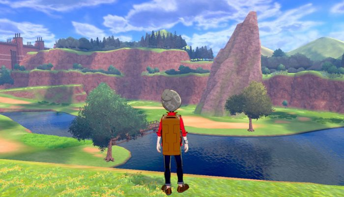 Pokémon Sword & Shield: 'Check out the natural beauty of the Wild Area'