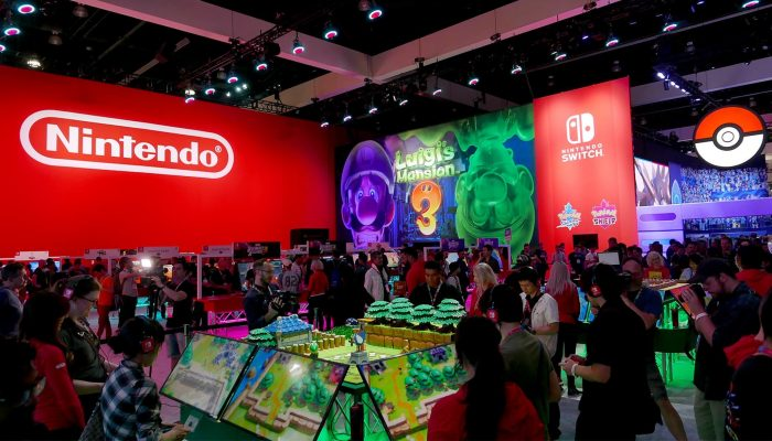 Nintendo E3 2019: 'Check out the Nintendo booth at E3'