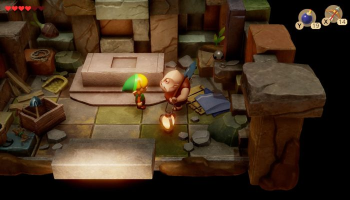 Nintendo E3 2019: 'Chamber Dungeons revealed in The Legend of Zelda: Link's Awakening'