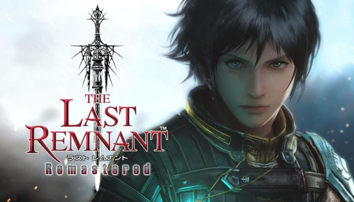 Nintendo E3 2019: 'The Last Remnant Remastered is out now!'