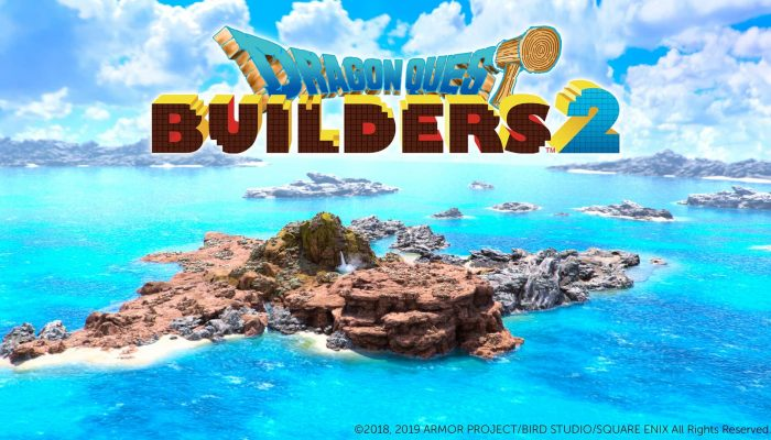 Nintendo E3 2019: 'Get back to building with Dragon Quest Builders 2 on July 12'