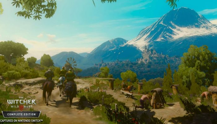 The Witcher 3: Wild Hunt Complete Edition – Nintendo E3 2019 Screenshots