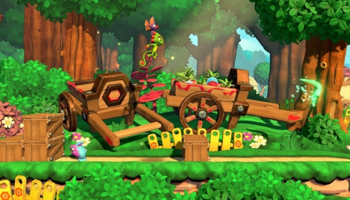 Yooka-Laylee and the Impossible Lair – Nintendo E3 2019 Screenshots