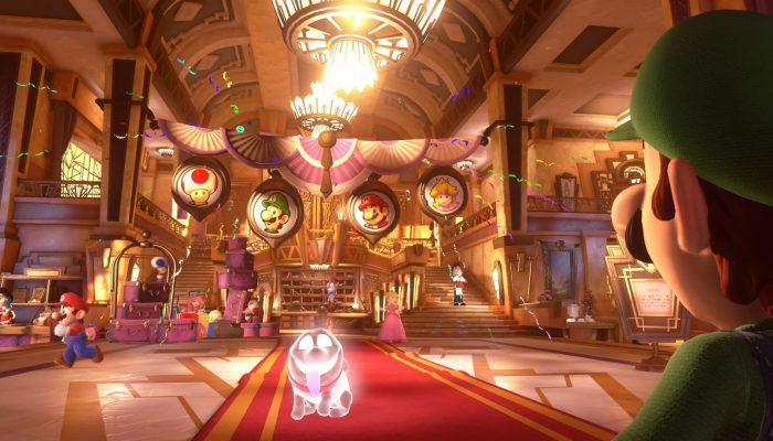Luigi's Mansion 3 – Nintendo E3 2019 Screenshots