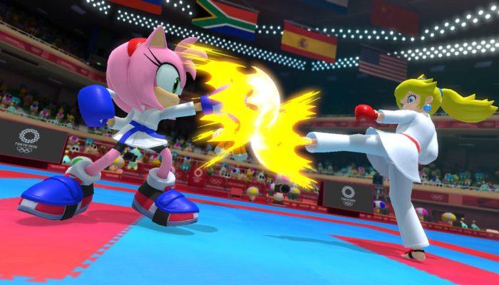 Mario & Sonic at the Olympic Games Tokyo 2020 – Nintendo E3 2019 Screenshots