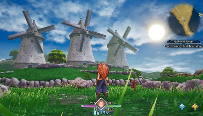 Trials of Mana – Nintendo E3 2019 Screenshots