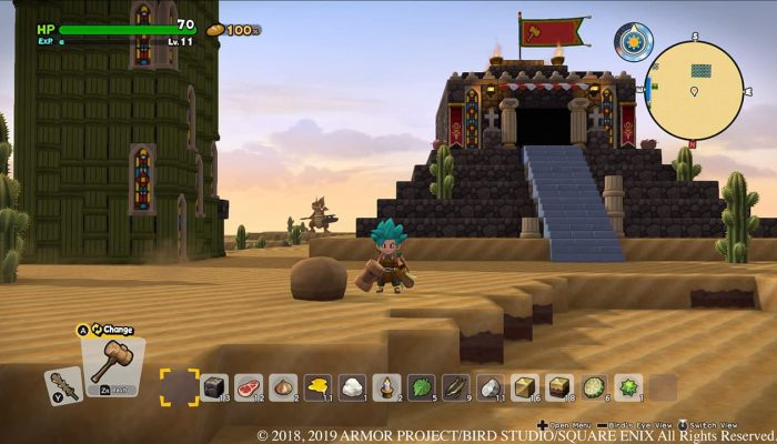Dragon Quest Builders 2 – Nintendo E3 2019 Screenshots