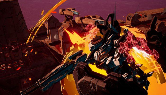 Daemon X Machina – Nintendo E3 2019 Screenshots