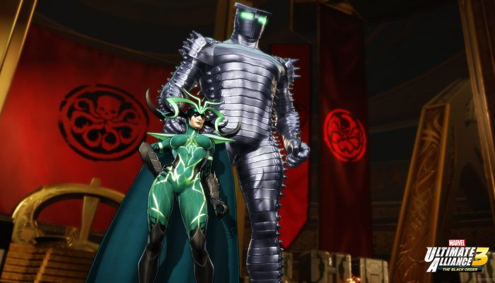 Marvel Ultimate Alliance 3: The Black Order – Nintendo E3 2019 Screenshots