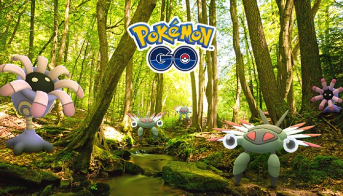 Pokémon: 'Pokémon Go's Adventure Week Features Rock-Type Pokémon and Bonuses'