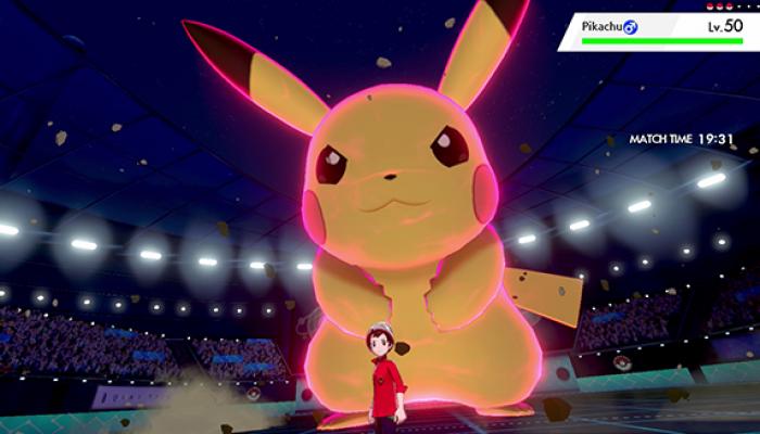 Pokémon: 'See Dynamax Pokémon, Max Raid Battles, and the Wild Area in Pokémon Sword and Pokémon Shield'
