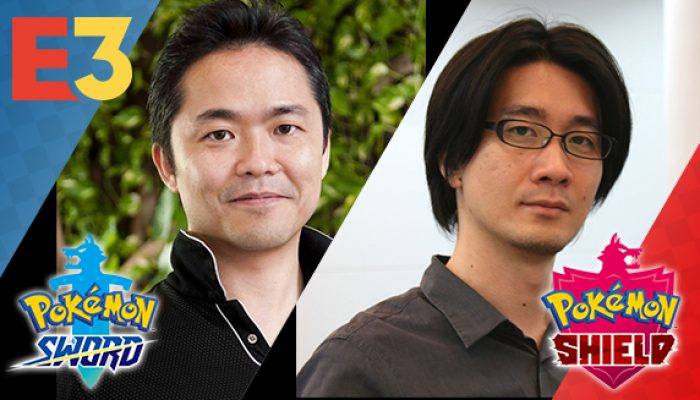 Pokémon: 'We Interview Junichi Masuda and Shigeru Ohmori about Pokémon Sword and Pokémon Shield'