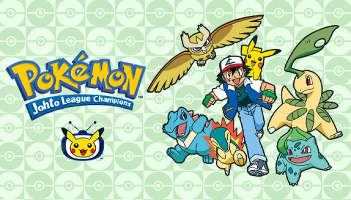 Pokémon: 'Pokémon: Johto League Champions Episodes Added to Pokémon TV'