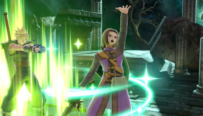 Super Smash Bros. Ultimate – Hero DLC Fighter Screenshots