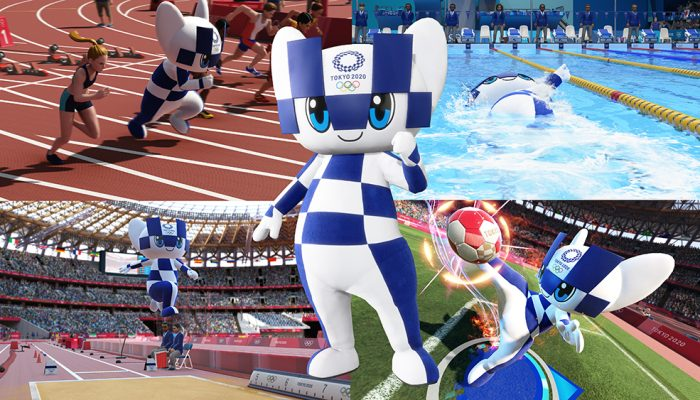 Olympic Games Tokyo 2020: The Official Video Game – Japanese Costumes Customization Screenshots