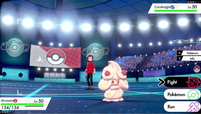 Pokémon Sword & Shield: 'Alcremie'