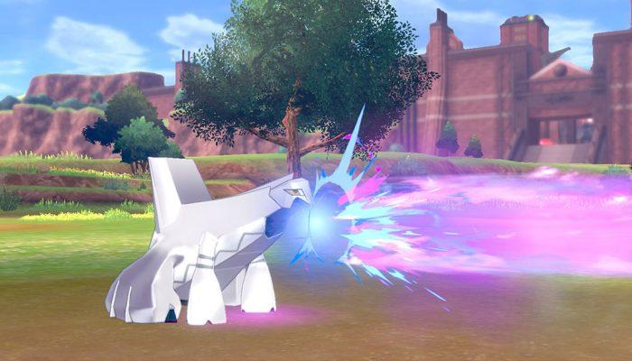 Pokémon Sword & Shield: 'Duraludon'