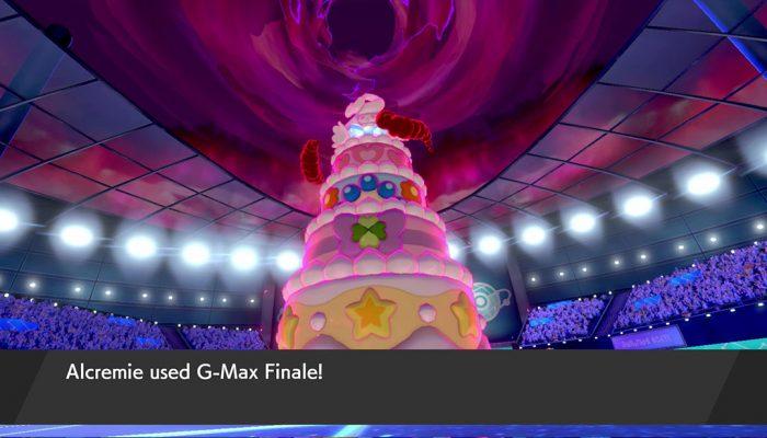 Pokémon Sword & Shield: 'Gigantamax Alcremie'
