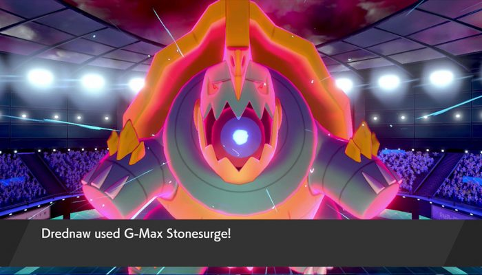 Pokémon Sword & Shield: 'Gigantamax Drednaw'