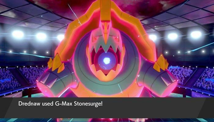 Pokémon Sword & Shield: 'Gigantamax Drednaw'