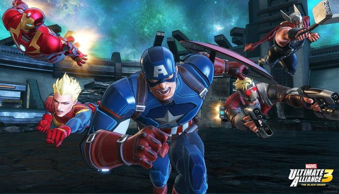 NoA: 'On the Eve of Launch, Marvel Games Comic-Con Panel Shares New Details about Marvel Ultimate Alliance 3: The Black Order'
