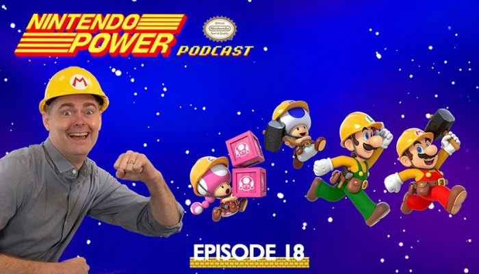NoA: 'Nintendo Power Podcast episode 18 available now!'