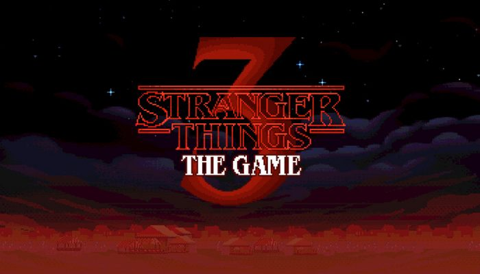 NoA: 'Uncover the secrets of Stranger Things 3: The Game. Available today!'