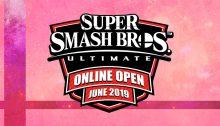 Super Smash Bros Ultimate Online Open June 2019