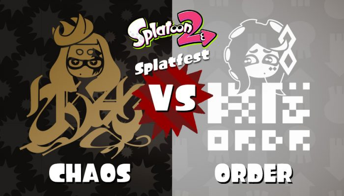 NoA: 'This weekend, get ready to enter the Splatocalypse!'