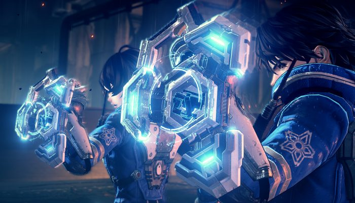 PlatinumGames: 'Astral Chain Devblog: On the Origin of Legions'