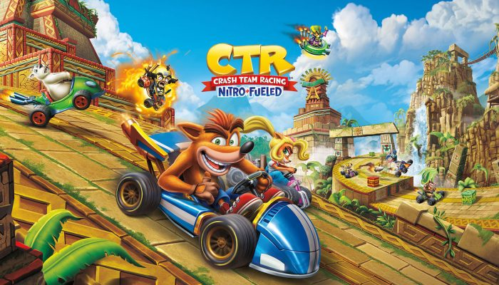 Activision: 'Bandicoots, start your engines! Crash Team Racing Nitro-Fueled is available today!'