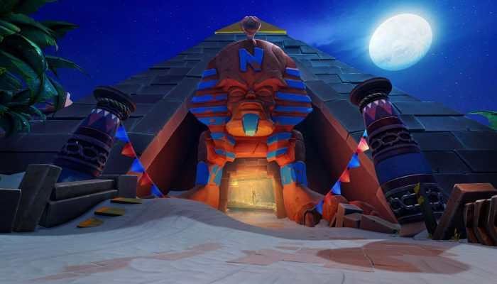 Activision: 'Crash Team Racing Nitro-Fueled: Nitro Tour Grand Prix is Coming This Week!'