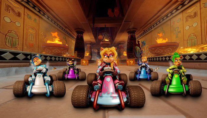 Activision: 'It's time to earn! How Wumpa Coins and Nitro Points work in Crash™ Team Racing Nitro-Fueled!'