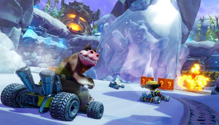 Activision: 'Crash Team Racing Nitro-Fueled: Power-Up Planning!'