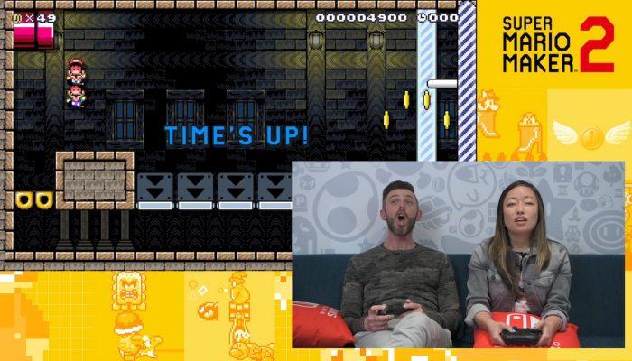Nintendo Minute – Super Mario Maker 2 Invitational Courses BROKE Us!