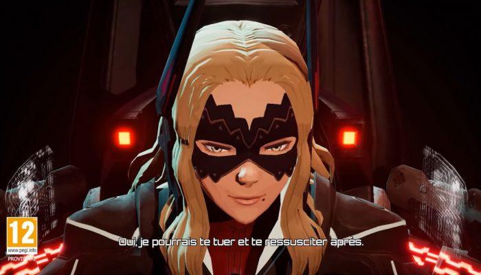 Daemon X Machina – Bande-annonce des personnages