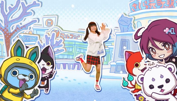 Yo-kai Watch 4 – Japanese Yo-kaizundara Dance Music Video