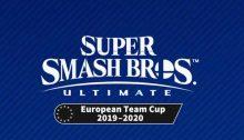 Super Smash Bros Ultimate European Team Cup 2019-2020