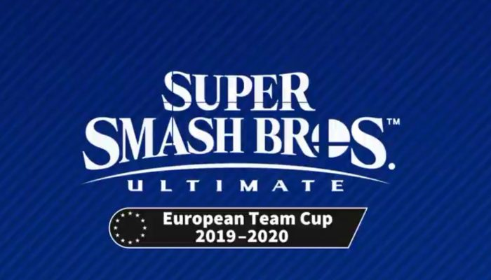 The Super Smash Bros. Ultimate European Team Cup 2019-2020 and the Splatoon 2 European Championship 2019-2020 have been announced