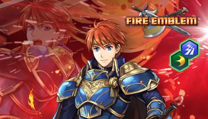 Fire Emblem Heroes – Legendary Hero (Eliwood: Blazing Knight) Trailer