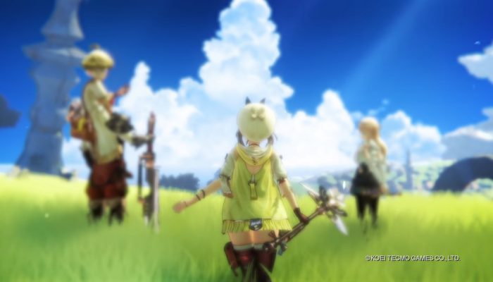 Atelier Ryza – A New Adventure is Coming!