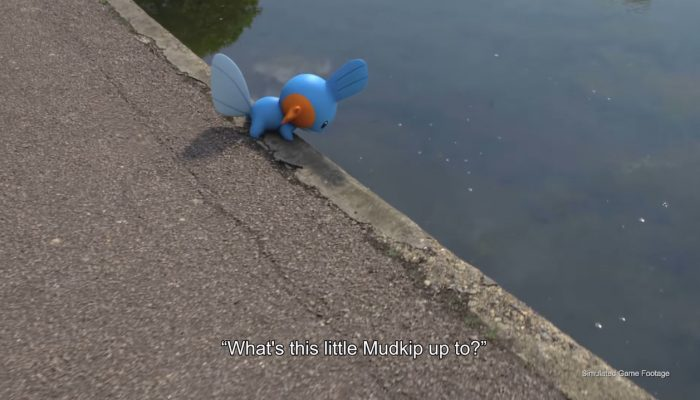 Pokémon Go – July Community Day: Don't skip out on Mudkip!