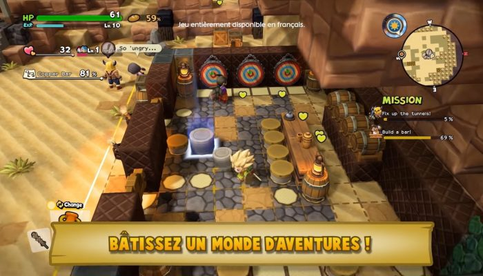Dragon Quest Builders 2 – Testez Dragon Quest Builders 2 dès maintenant !