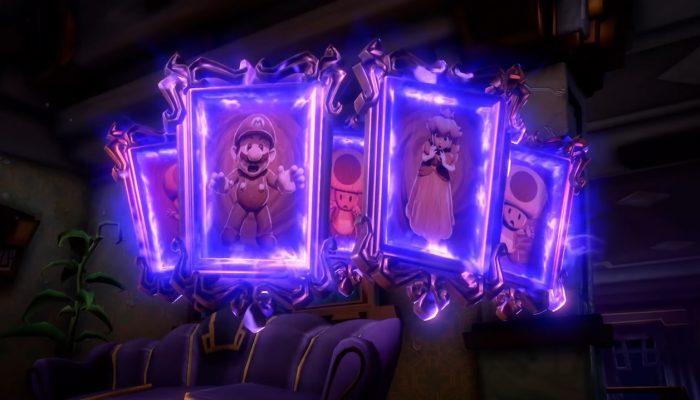 Luigi's Mansion 3 – Bande-annonce du cauchemar de Luigi
