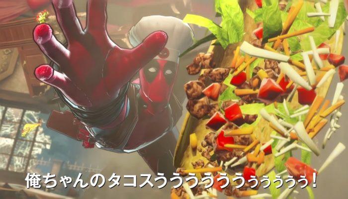 Marvel Ultimate Alliance 3: The Black Order – Japanese Overview Trailer