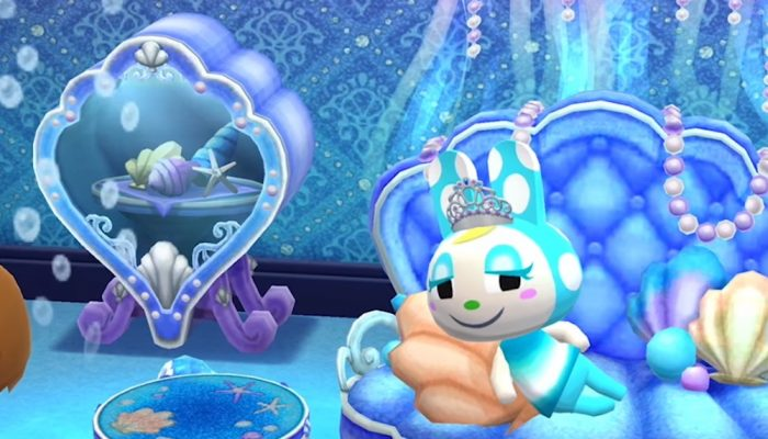 Animal Crossing: Pocket Camp – Francine's Sea Cookie