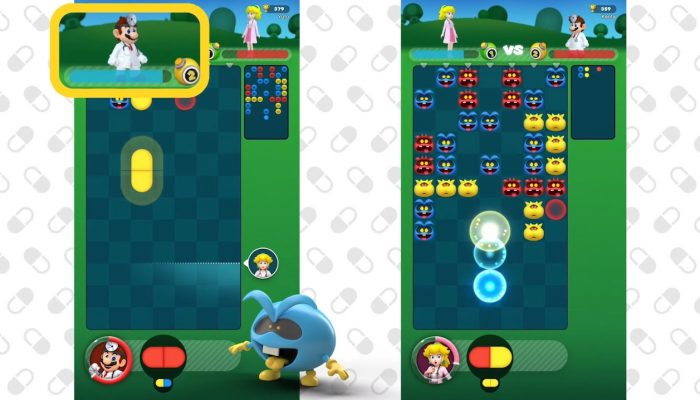 Dr. Mario World – Multiplayer Introduction