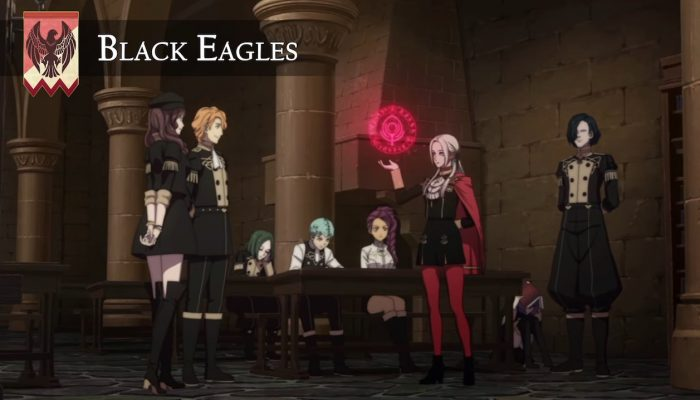 Fire Emblem: Three Houses – Welcome to the Black Eagle House